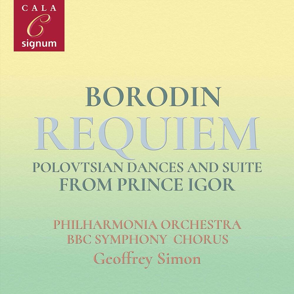 Borodin / Philharmonia Orchestra / Simon - Requiem