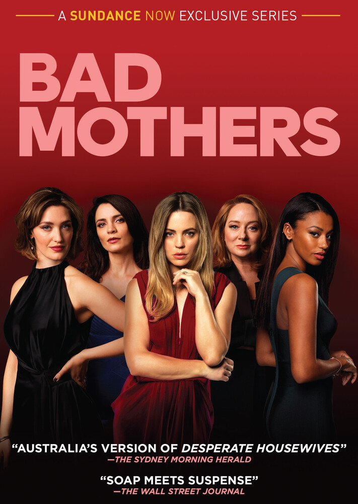 Bad Mothers: Season 1 - Bad Mothers: Season 1 (2pc)