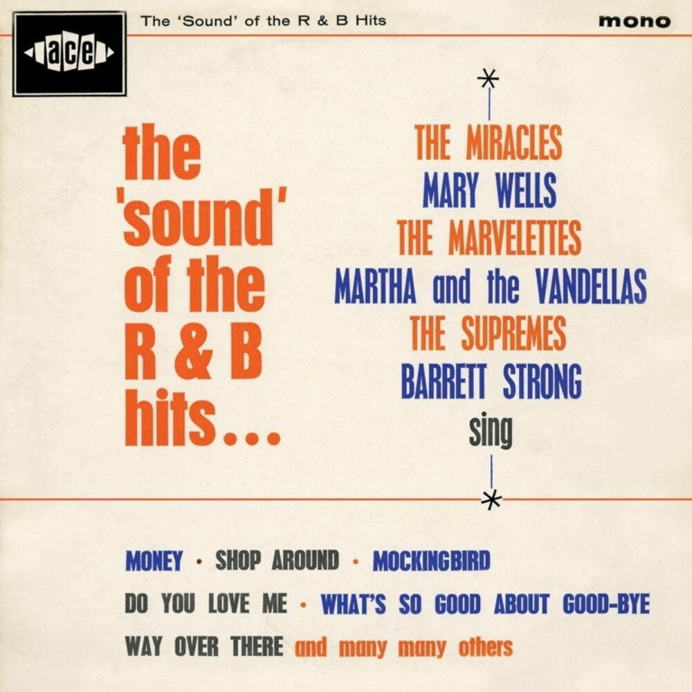 Sound Of The R & B Hits / Various - Sound Of The R & B Hits / Various (Uk)
