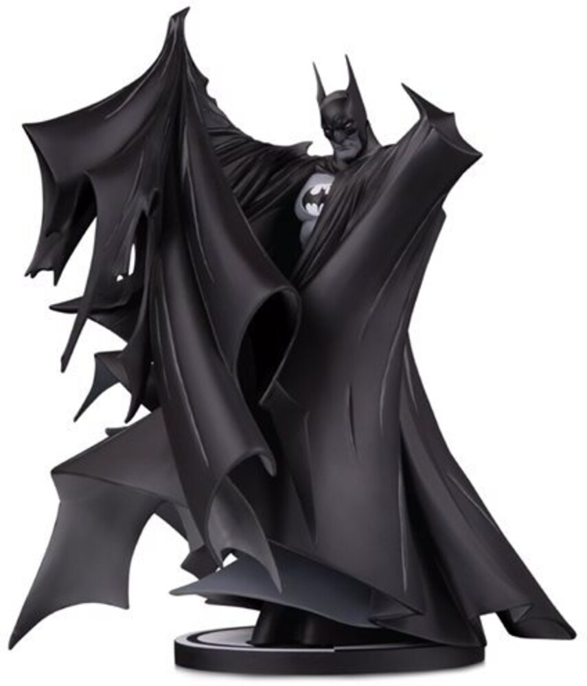 Dc Collectibles - DC Collectibles - Batman Black and White by McFarlane Version 2 Deluxe Statue