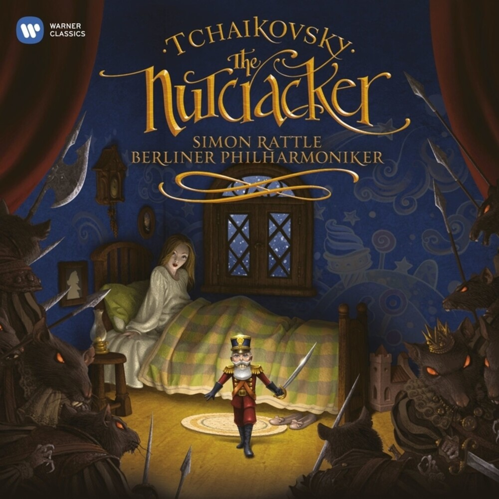 Sir Rattle Simon / Berliner Philharmoniker - Tchaikovsky: The Nutcracker