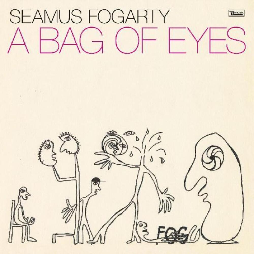 Seamus Fogarty - A Bag Of Eyes [LP]