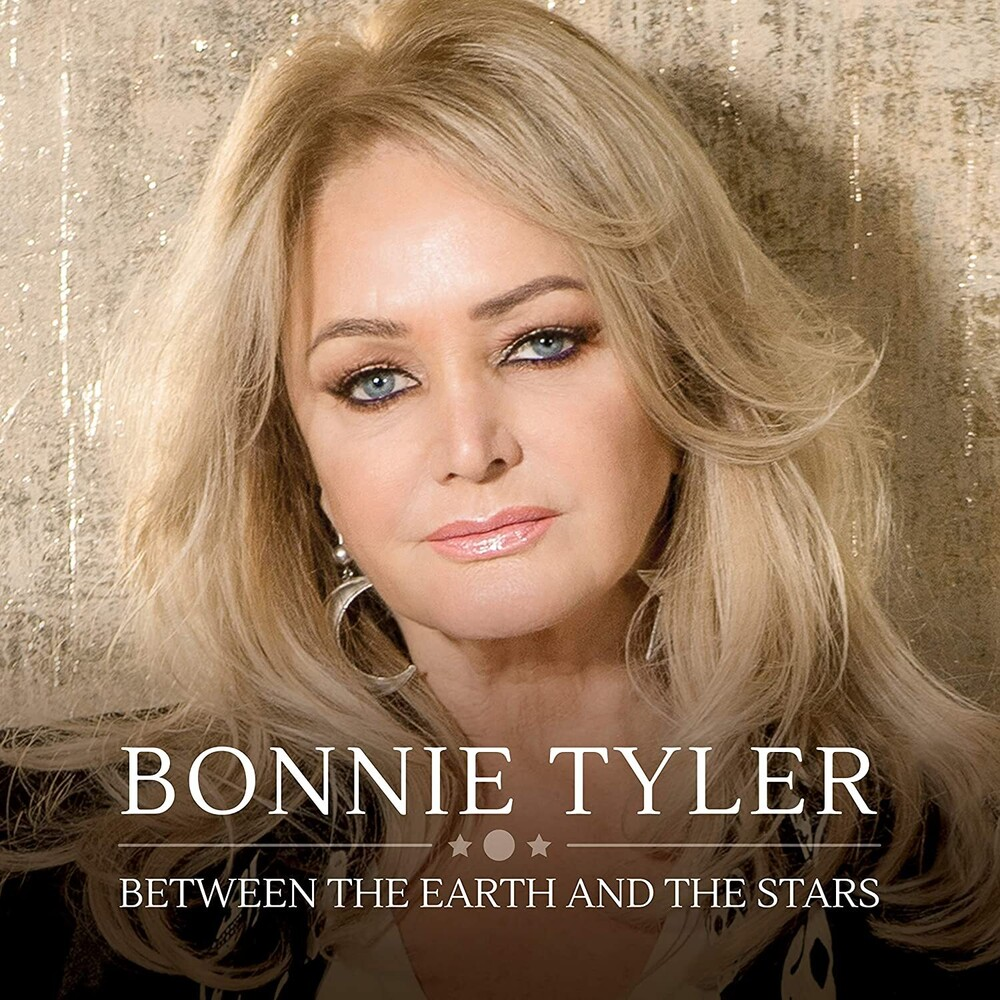 Bonnie Tyler - Between The Earth & The Stars (Numbered Blue Vinyl)