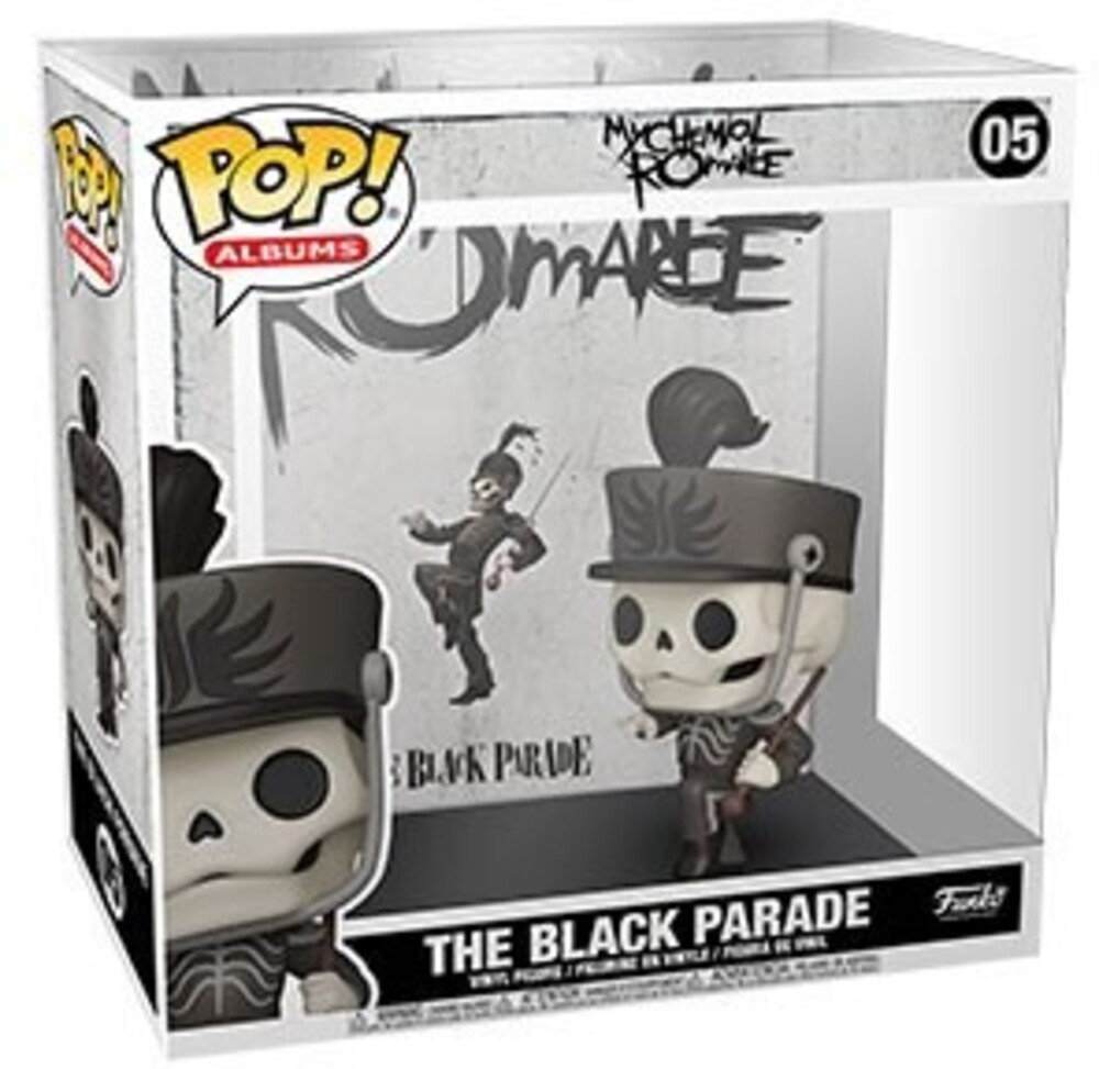 Funko Pop! Albums: - FUNKO POP! ALBUMS: My Chemical Romance - The Black Parade