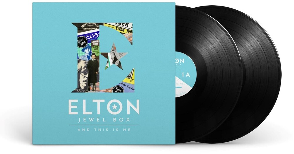 Elton John - Jewel Box [2LP - And This Is Me]