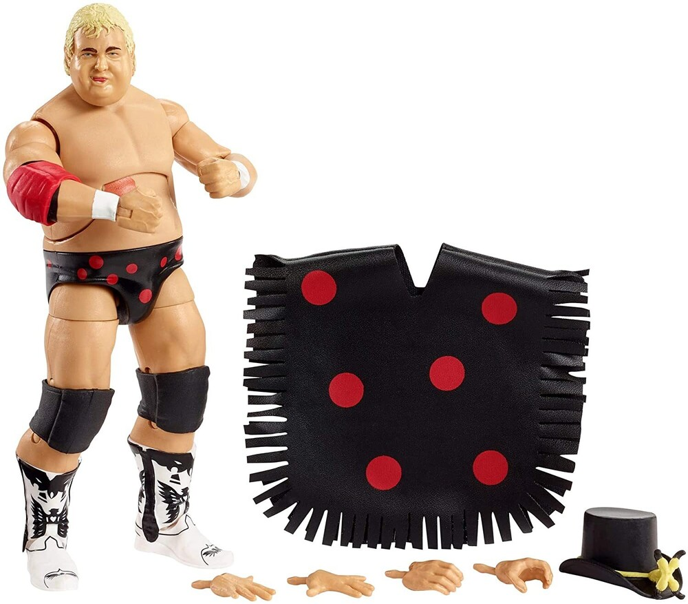WWE - Mattel Collectible - WWE Elite Figure Dusty Rhodes