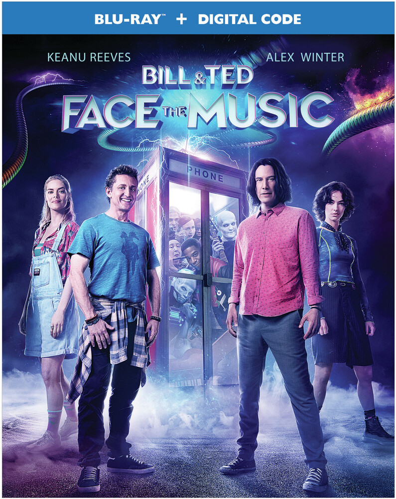 Bill & Ted's Excellent Adventure [Movie] - Bill & Ted Face The Music