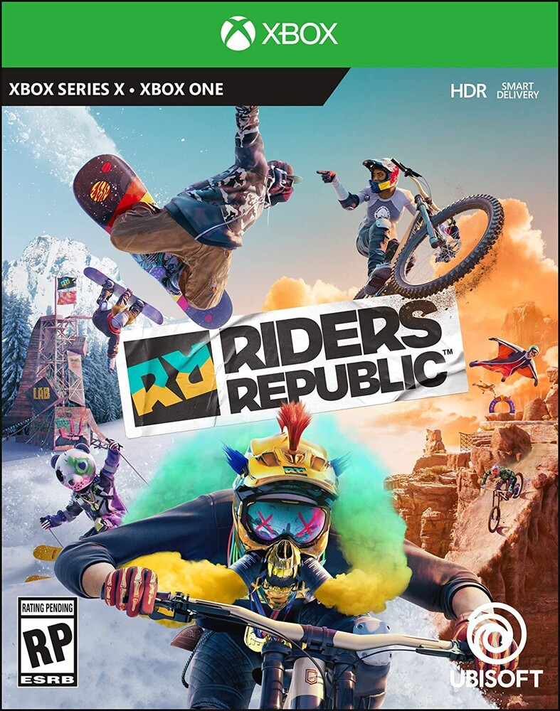 Xb1/Xbx Riders Republic - Limited Edition - Riders Republic Limited Edition for Xbox One