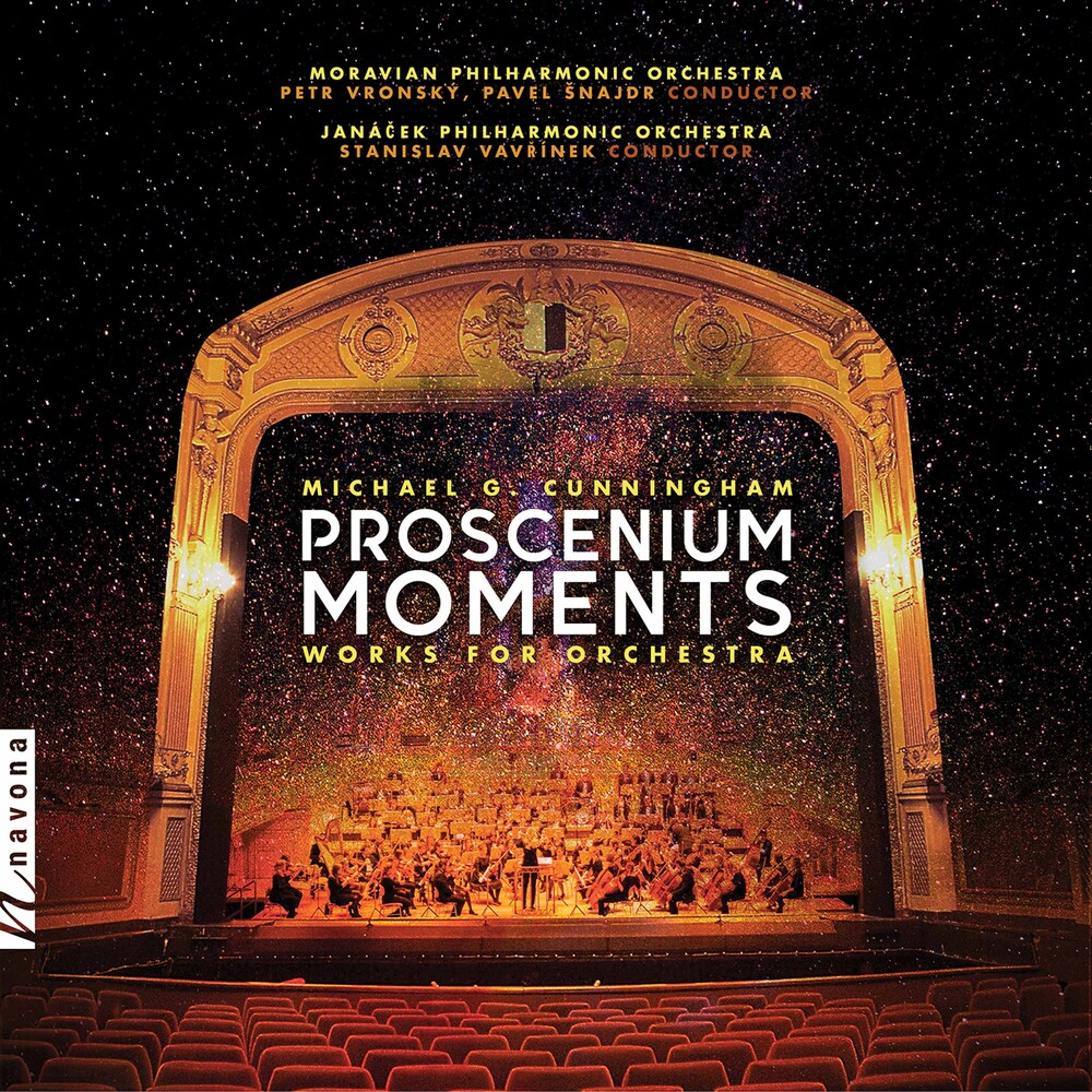 Cunningham / Moravian Philharmonic Orch / Vavrinek - Proscenium Moments