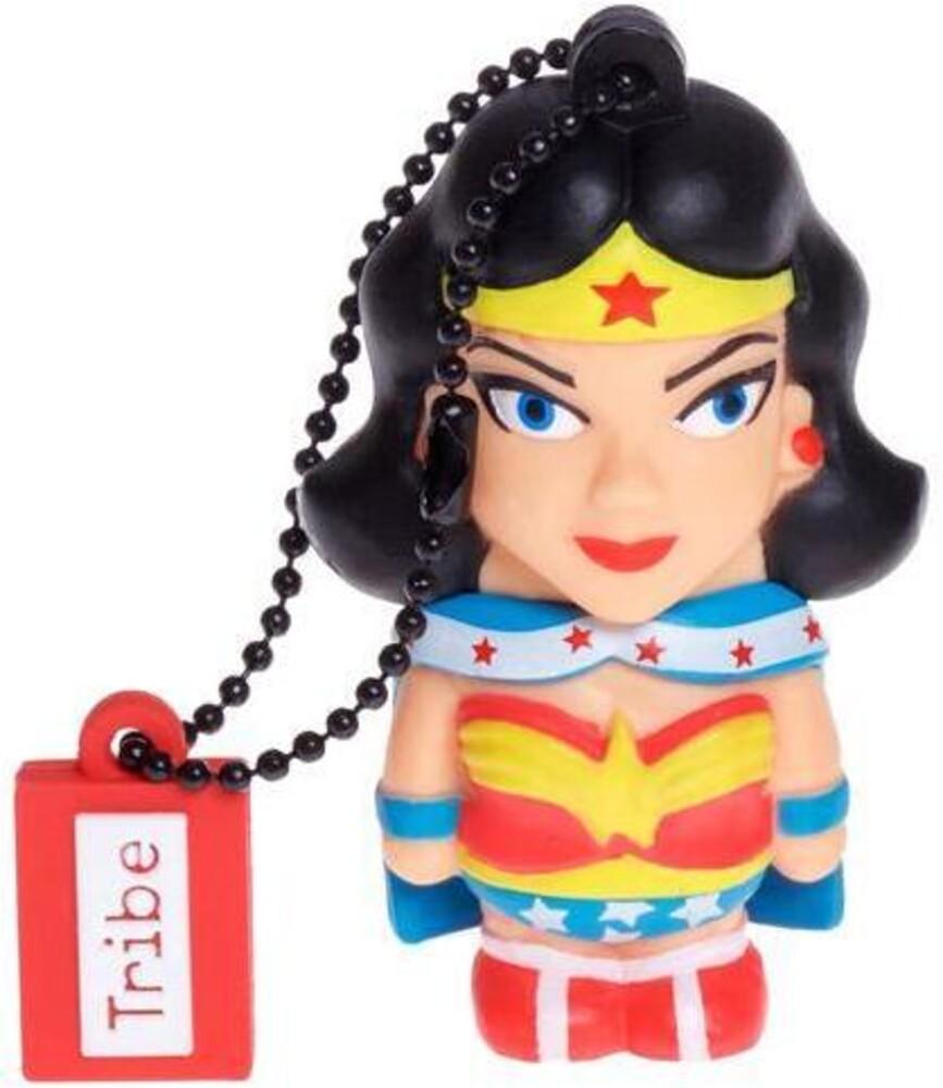 - Tribe DC Wonder Woman 32GB USB Flash Drive