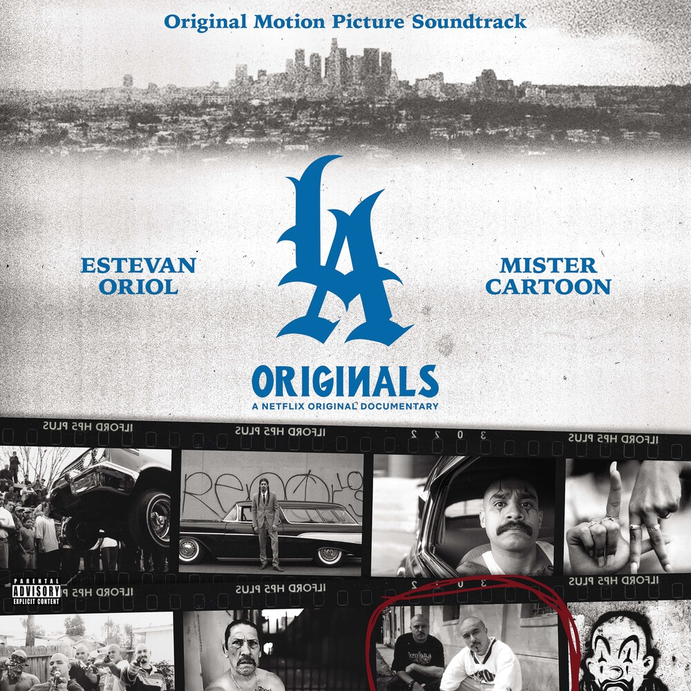 Various Artists - L.A. Originals (Original Motion Picture Soundtrack) [2LP]