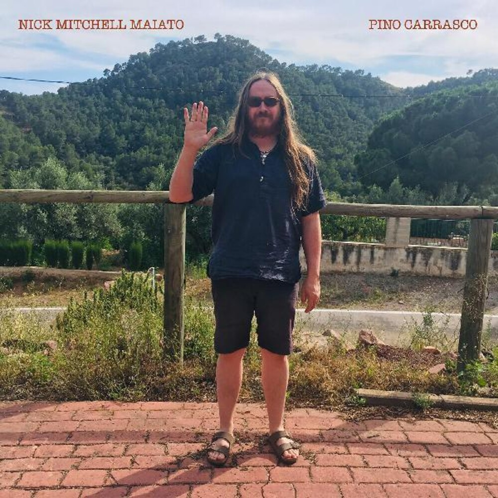 Nick Maiato Mitchell - Pino Carrasco