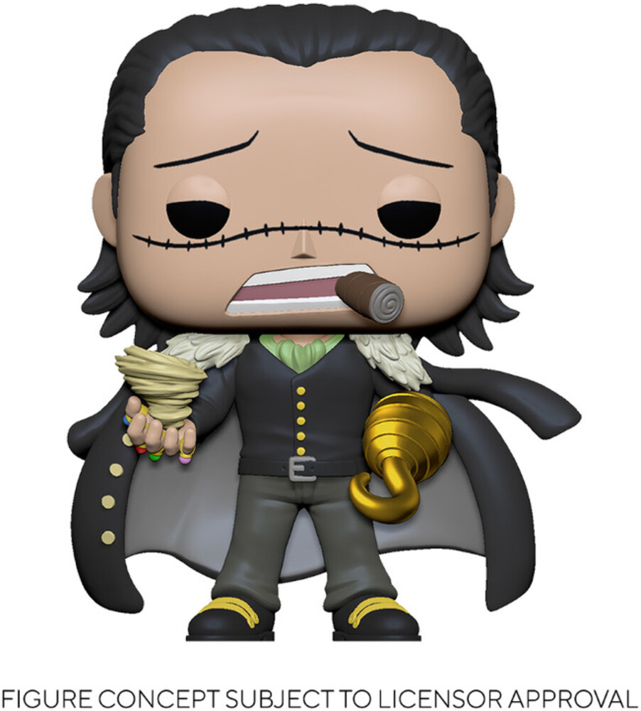 - FUNKO POP! ANIMATION: One Piece- Crocodile