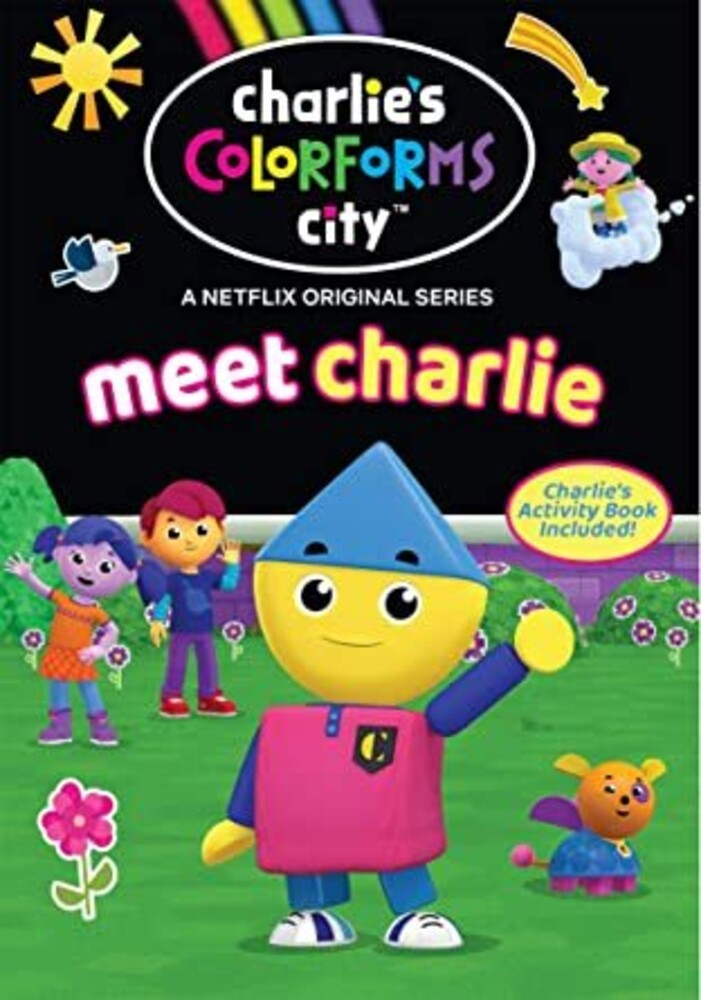 Charlie's Colorform City: Meet Charlie - Charlie's Colorform City: Meet Charlie!