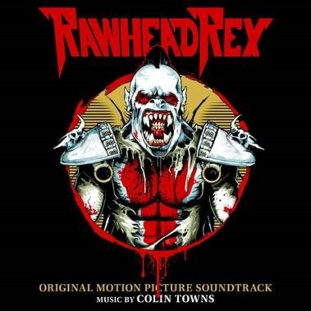 Rawhead Rex Original 1986 Soundtrack / OST - Rawhead Rex (Original Motion Picture Soundtrack)