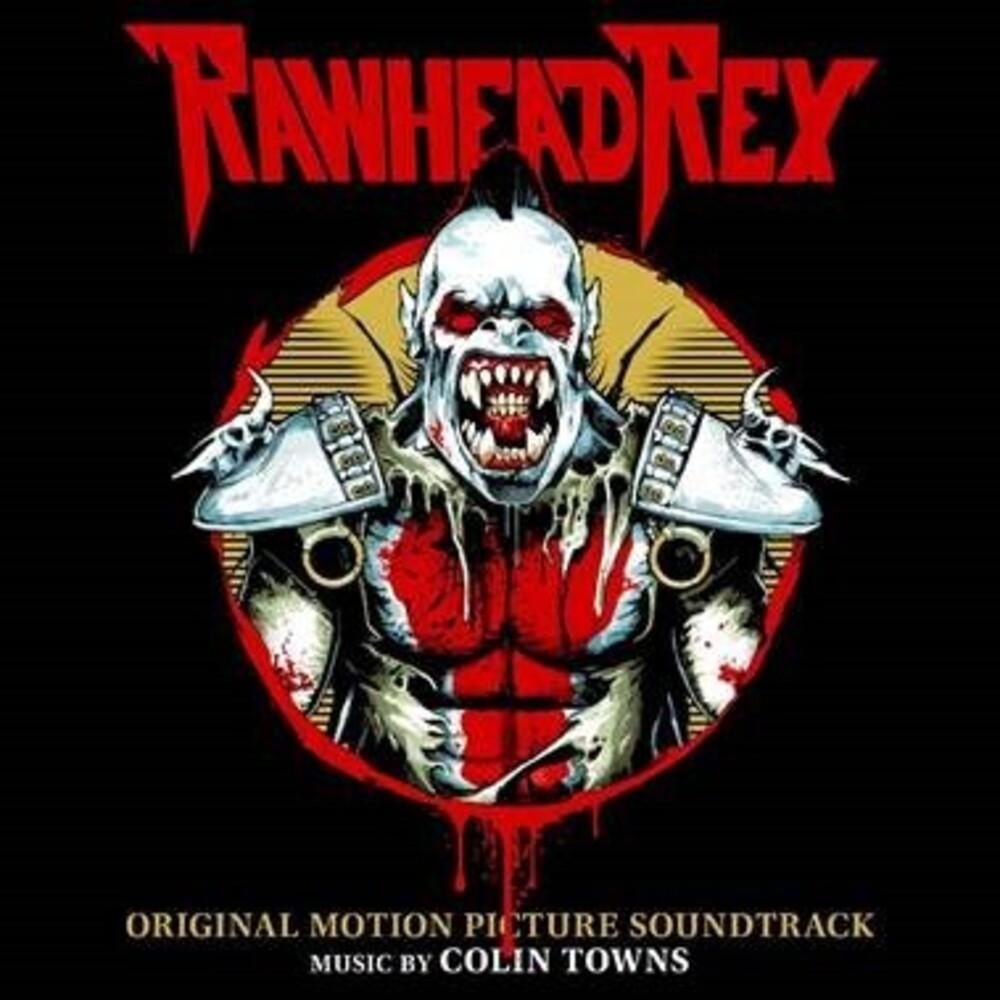 Rawhead Rex Original 1986 Soundtrack / OST - Rawhead Rex (Original Motion Picture Soundtrack)