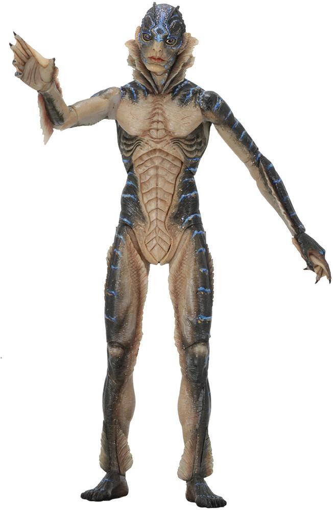 - NECA - Shape Of Water Amphibian Man 7 Action Figure