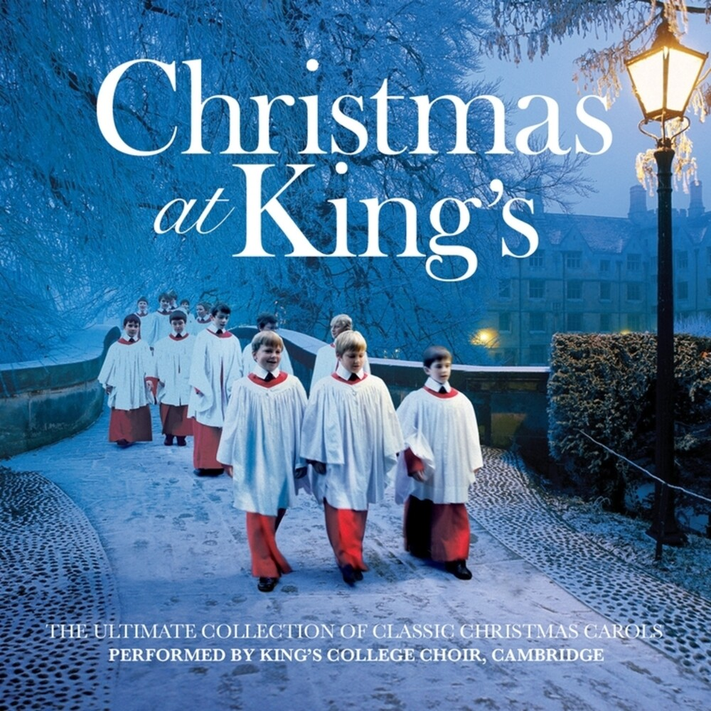 Kings College Choir Cambridge - Christmas At King's