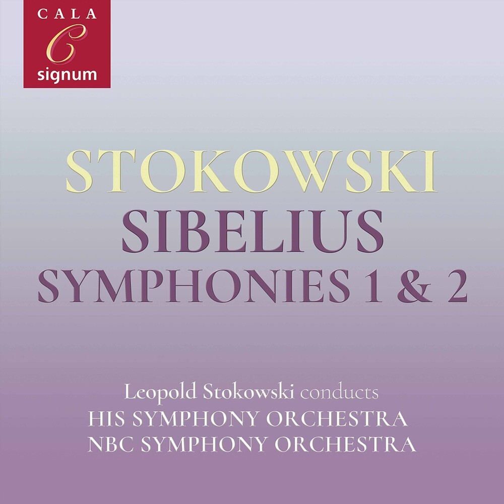 Leopold Stokowski Symphony Orchestra - Symponies 1 & 2