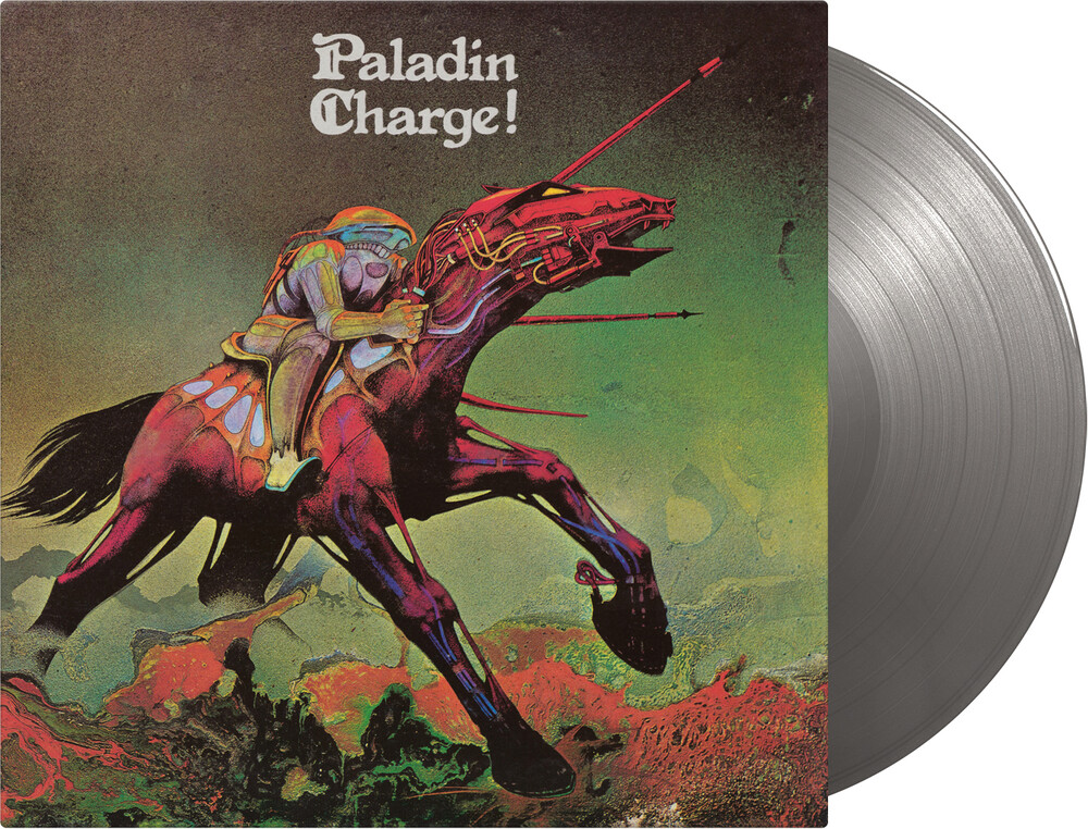 Paladin - Charge [Limited Gatefold, 180-Gram Silver Colored Vinyl]