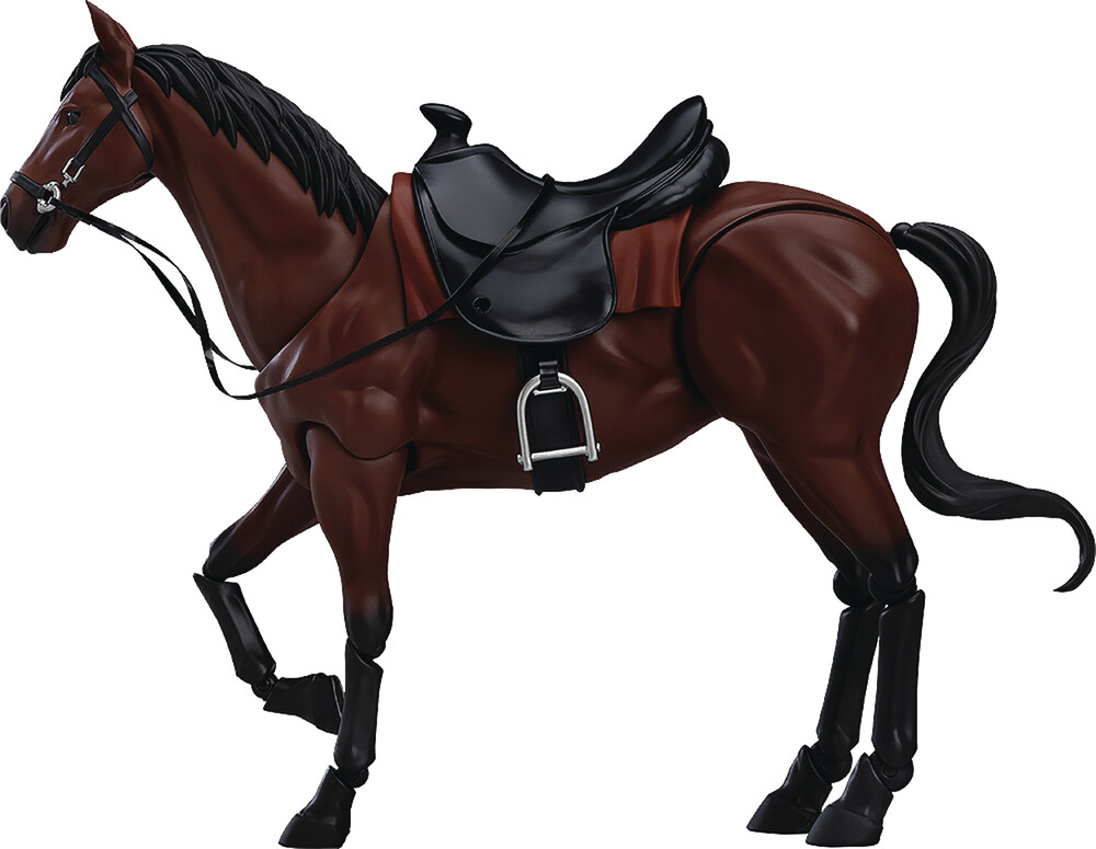 Good Smile Company - Good Smile Company - Figurema Action Figure Accessory Horse ChestnutVersion