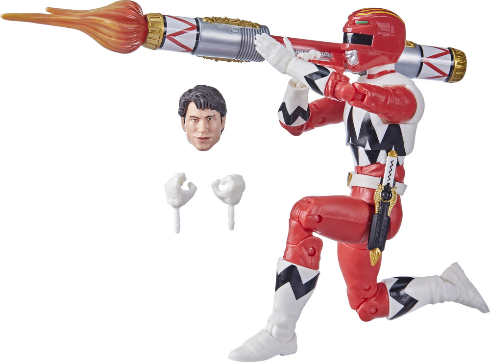 Prg Blt Lgy Jupiter - Hasbro Collectibles - Power Rangers Lightning Collection Lgy Jupiter