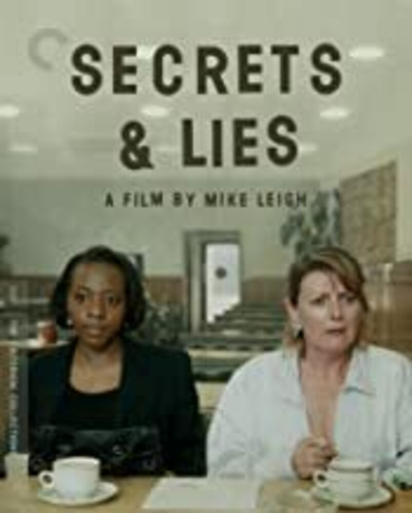 Criterion Collection: Secrets & Lies - Criterion Collection: Secrets & Lies / (Spec Dts)