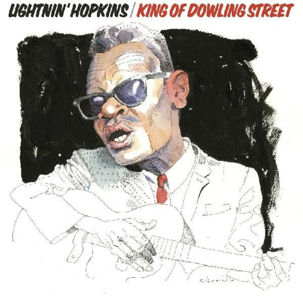 Lightnin' Hopkins - King Of Dowling Street