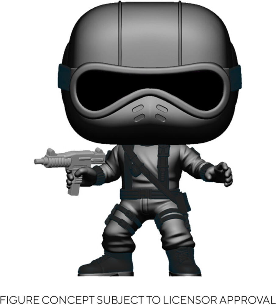 Funko Pop! Vinyl: - G.I. Joe- V1 Snake Eyes