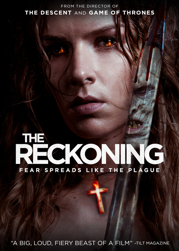 Reckoning, the/DVD (2021) - Reckoning, The/Dvd (2021)
