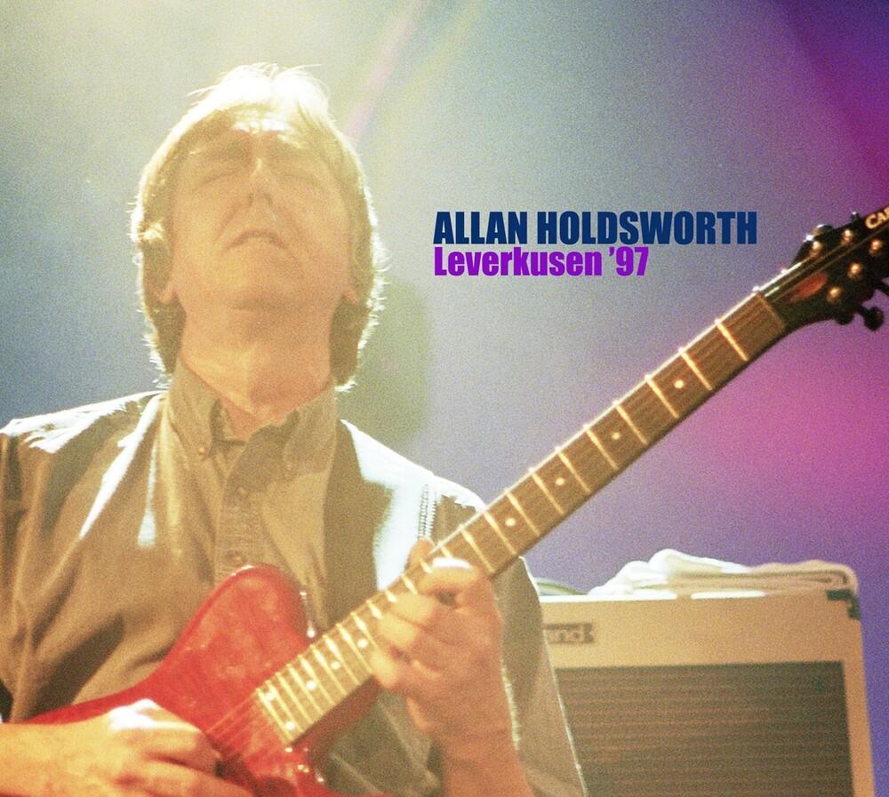 Allan Holdsworth - Leverkusen '97