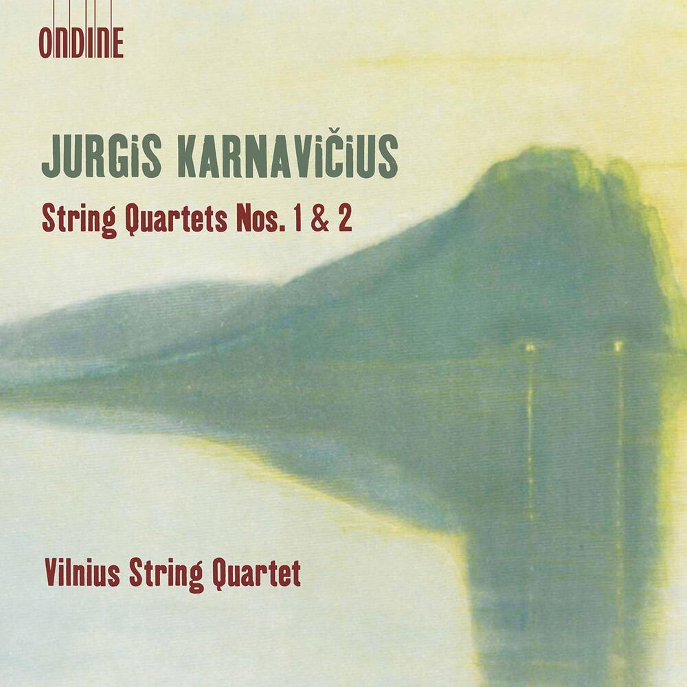 Karnavicius / Vilnius String Quartet - String Quartets 1 & 2