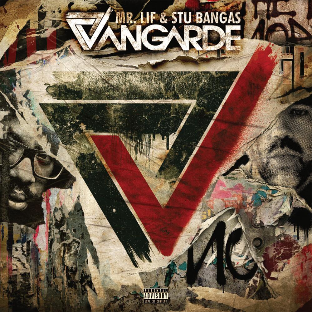 Vangarde (Mr. Lif & Stu Bangas) - Vangarde