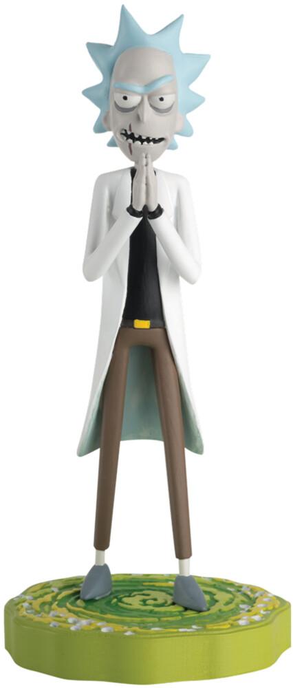 - Rick & Morty - Evil Rick (Clcb) (Fig)
