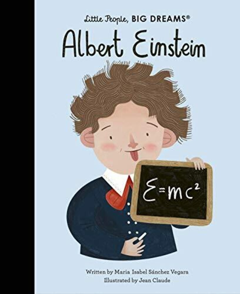 Vegara, Maria Isabel Sanchez - Albert Einstein: Little People, Big Dreams