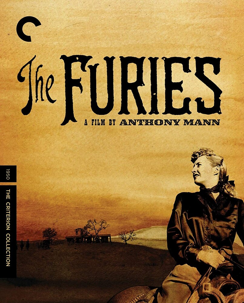 - The Furies (Criterion Collection)