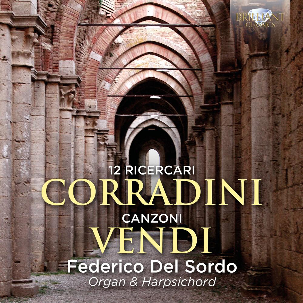 Federico del Sordo - 12 Ricercari / Canzoni