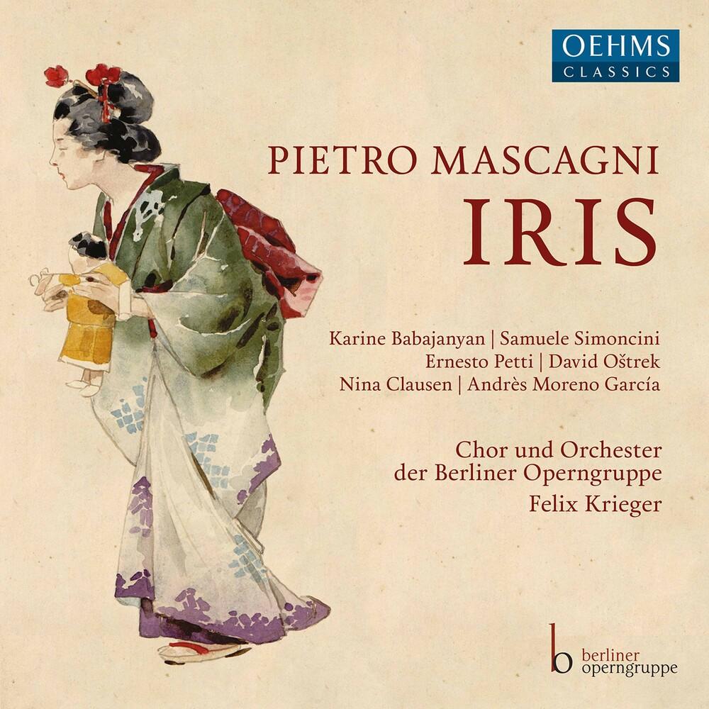 Mascagni / Krieger - Iris