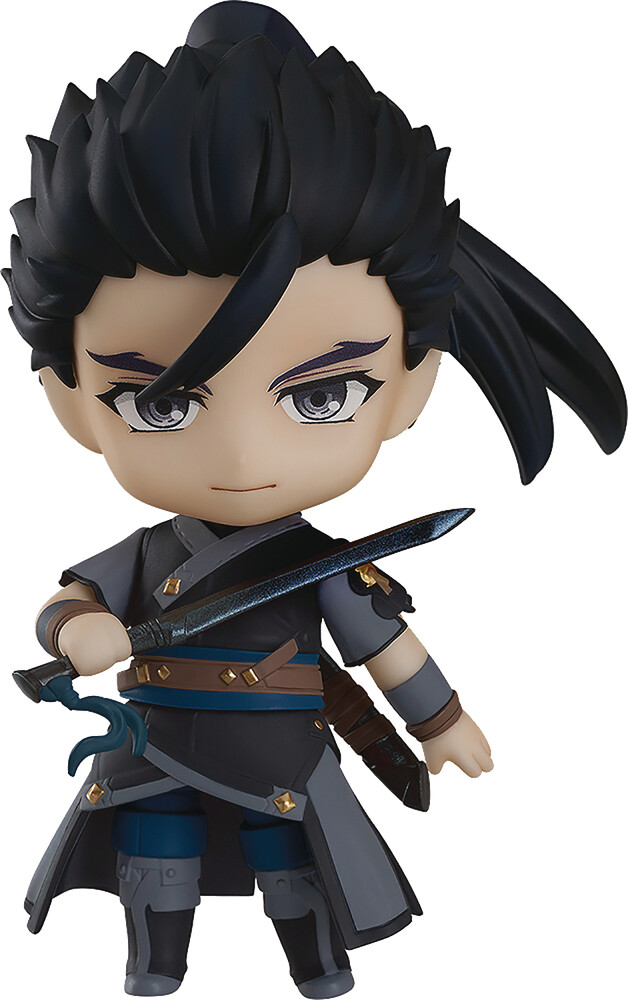 Good Smile Company - Good Smile Company - Gujian 3 Beiluo Nendoroid Action Figure