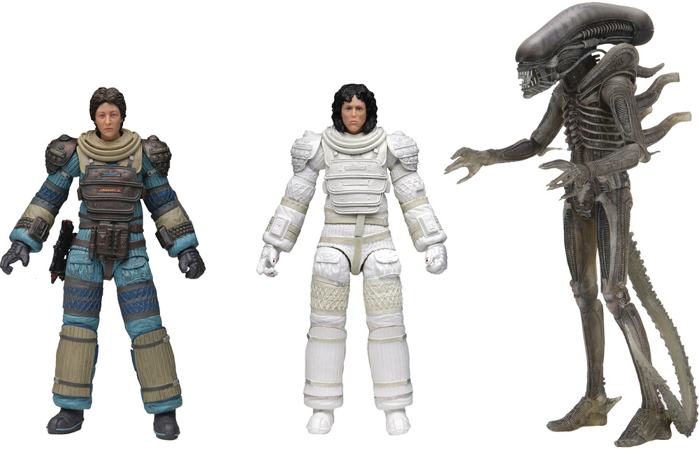 - NECA - Alien 40th Anniversary 7 Action Figure Assortment 4