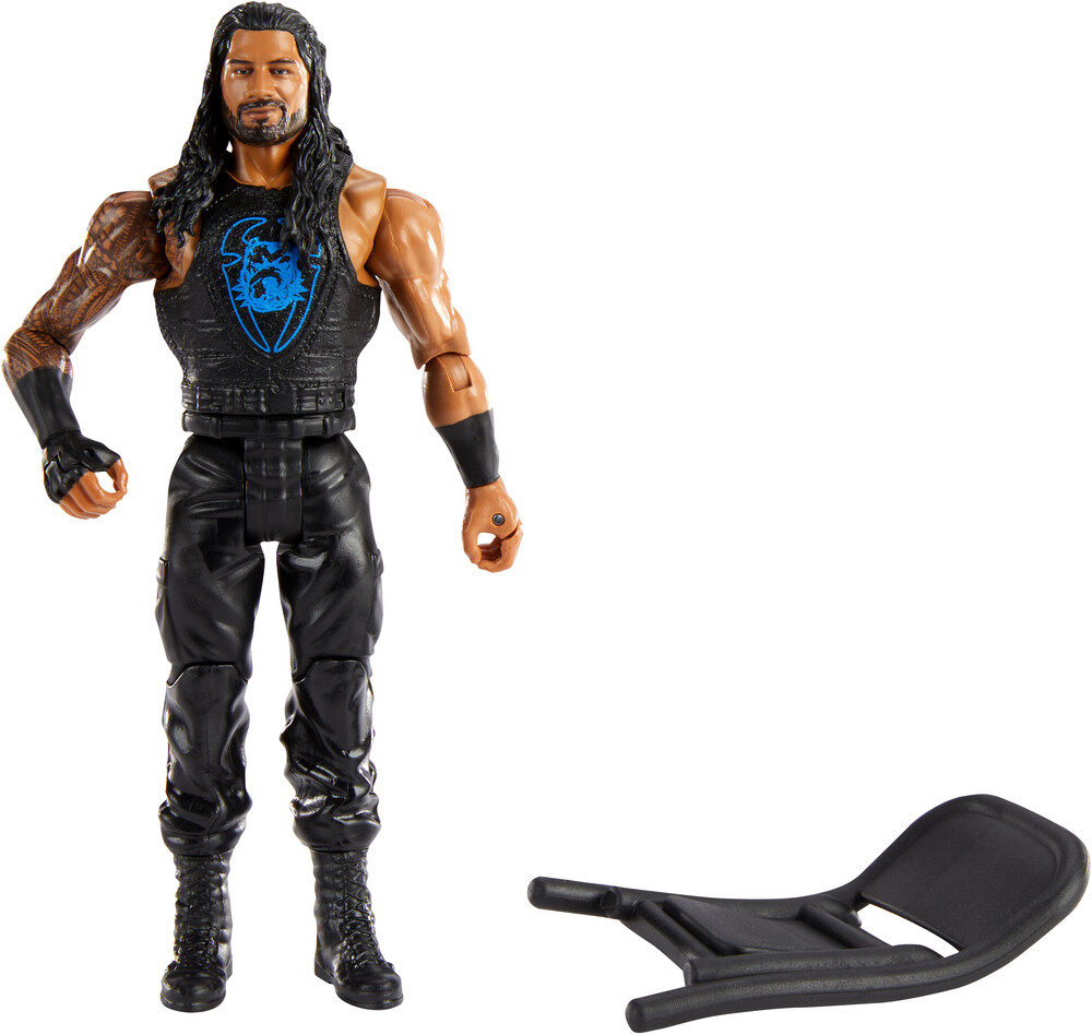 WWE - Mattel Collectible - WWE Wrekkin' Figure Roman Reigns