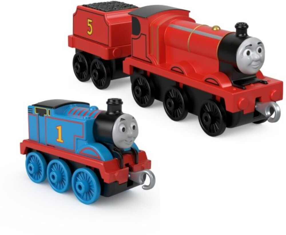 Thomas and Friends - Fisher Price - Thomas and Friends 2-Pack