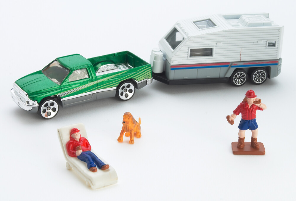 - Mattel - Matchbox Hitch 'N Haul Assortment