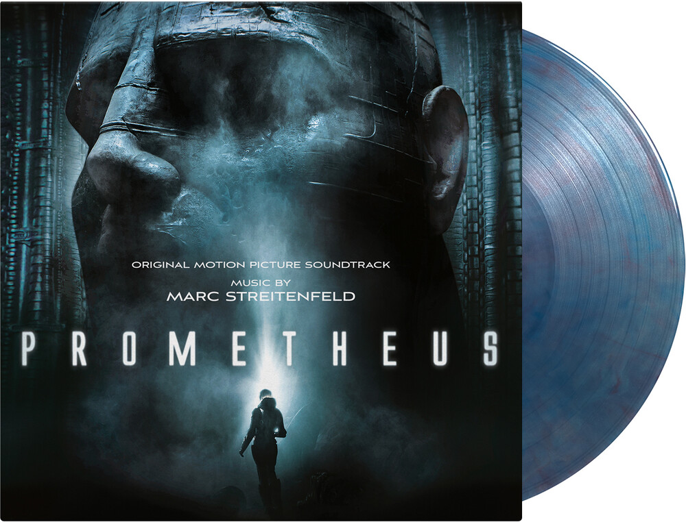 Marc Streitenfeld  (Blue) (Colv) (Ogv) - Prometheus / O.S.T. (Blue) [Colored Vinyl] [180 Gram]