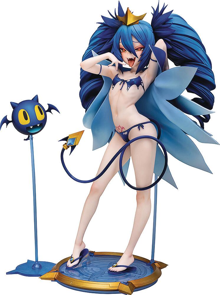 - Bombergirl Aqua 1/6 Pvc (Mr) (Clcb) (Fig)