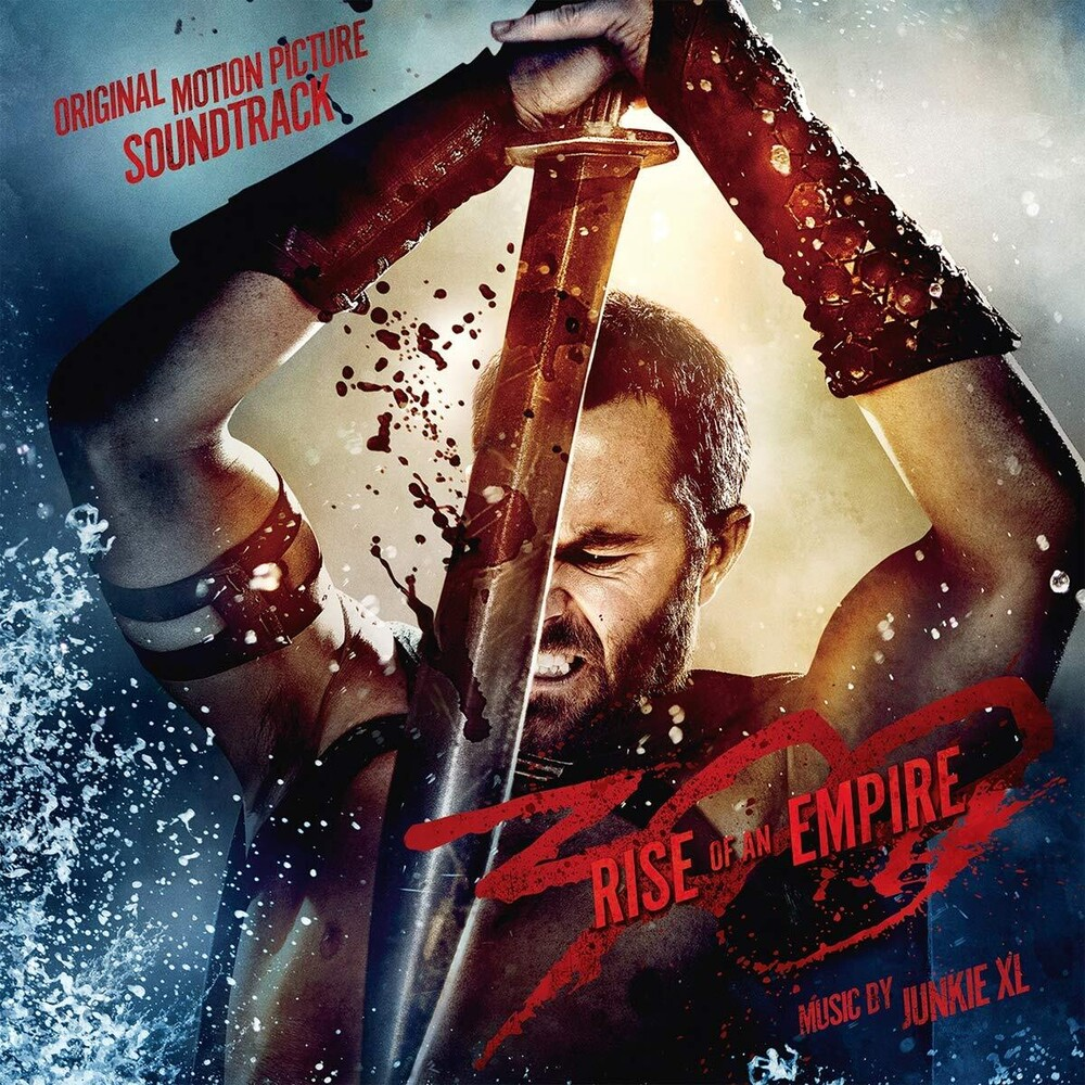 Junkie Xl (Colv) (Gate) (Ltd) (Ogv) (Red) (Hol) - 300: Rise Of An Empire / O.S.T. [Colored Vinyl] (Gate)