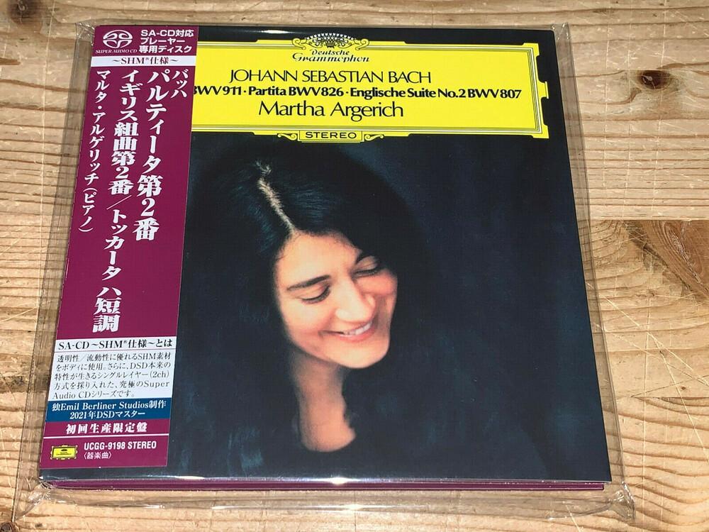 Bach / Martha Argerich - Bach: Toccata / Partita 2 / Englische Suite 2