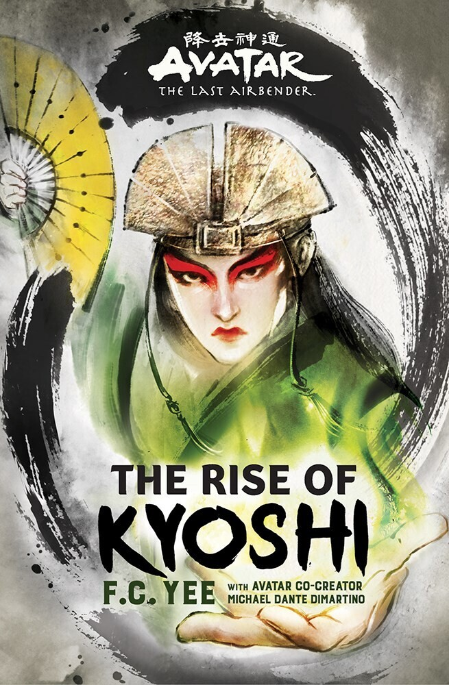 F Yee  C - Avatar The Last Airbender The Rise Of Kyoshi (Ser)