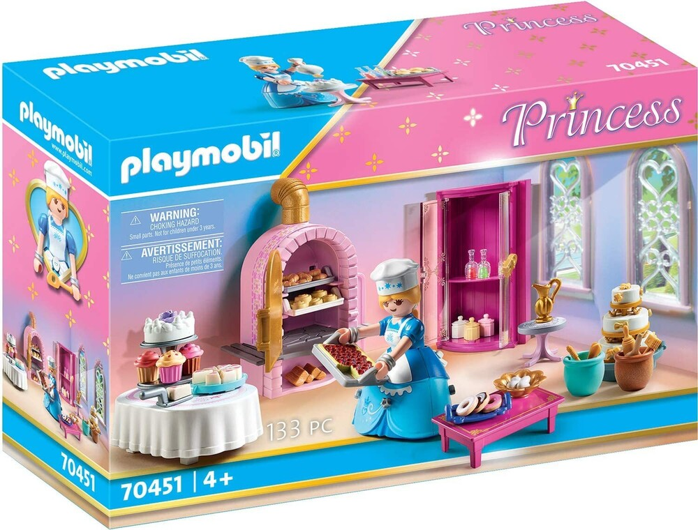 - Princess Castle Bakery (Fig)