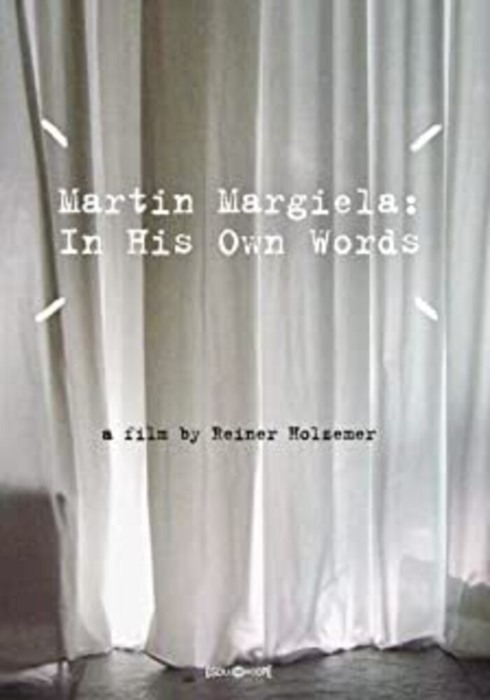 - Martin Margiela: In His Own Words